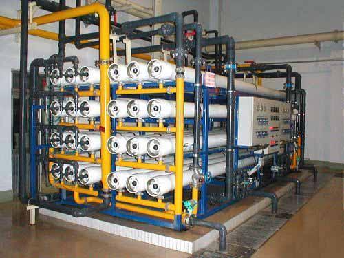 大型锅炉行业用除盐水设备