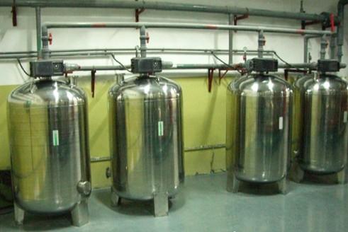 大型不锈钢混合离子交换器