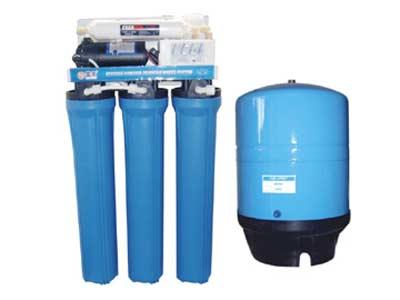 小型自动化反渗透纯水机