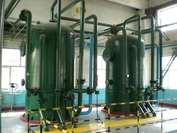 200T/H化工行业用除盐水设备