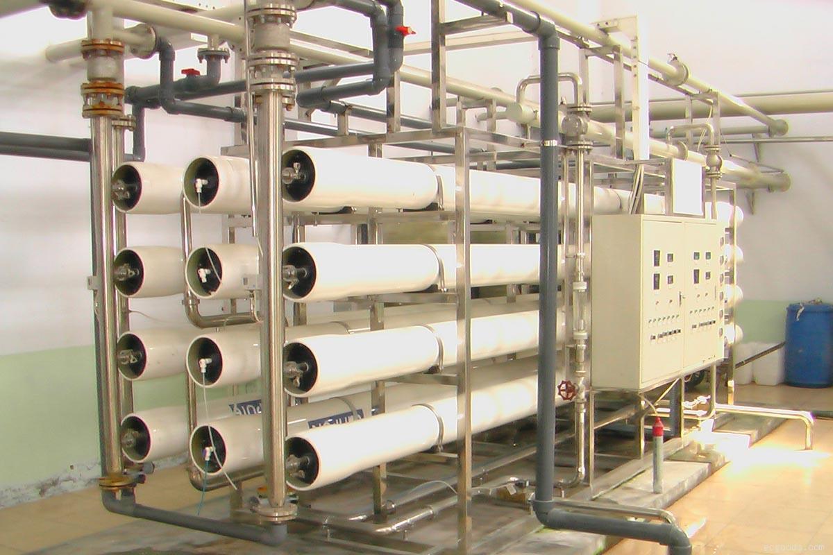 药厂用20T/H的纯化水设备
