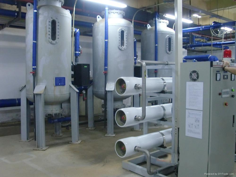 酒水制造行业用反渗透设备