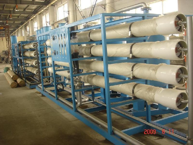 10T/H锂电池用去离子水设备
