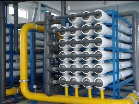 70T/H工业生产用反渗透设备