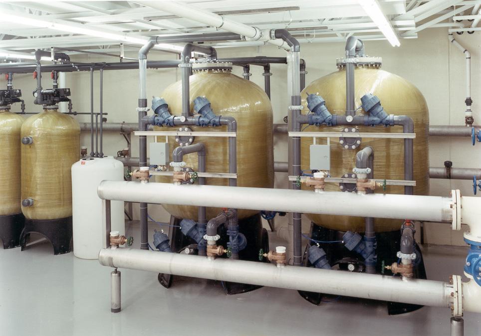 热电厂锅炉除盐水设备