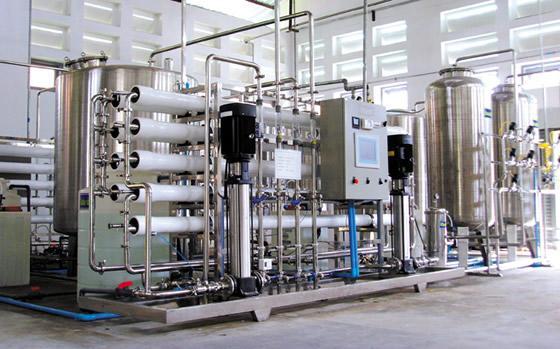 食品饮料反渗透纯净水设备