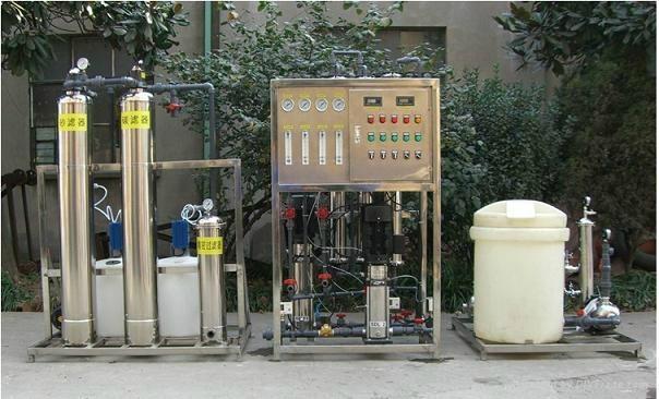 二级反渗透纯净水设备-25T/H