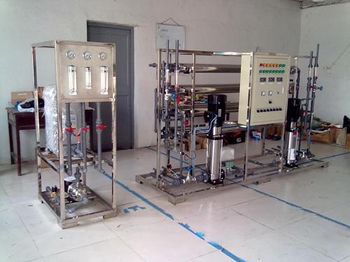 先进型EDI超纯水设备