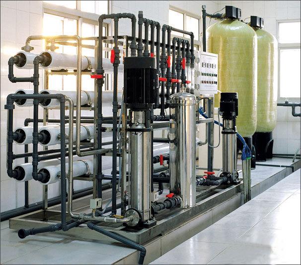 大型除盐水设备化工行业专用
