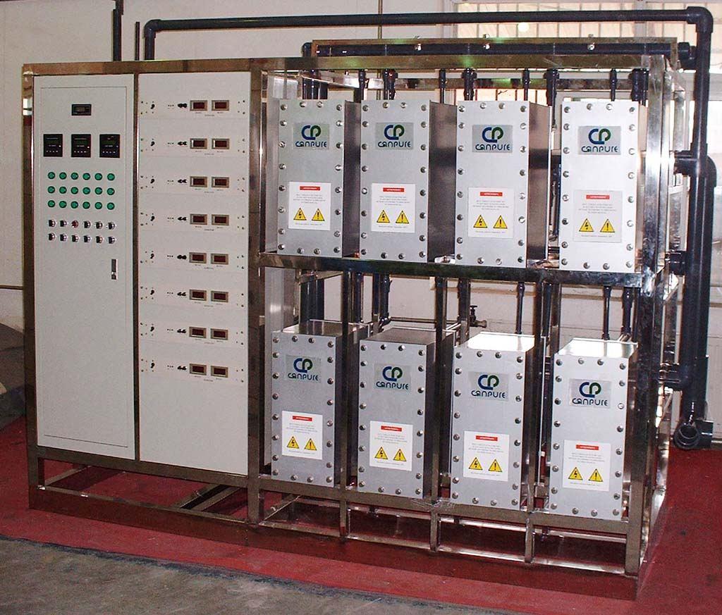 LTLD系列大型除盐水设备