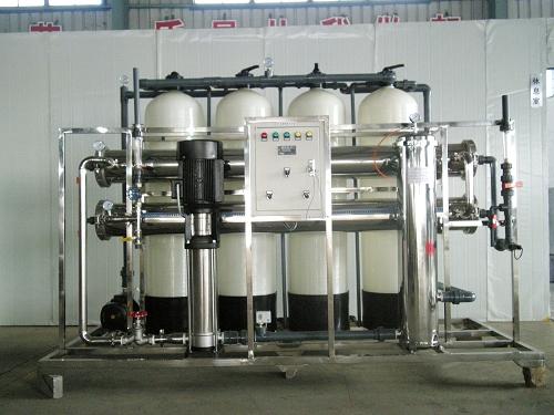 4T反渗透纯净水设备