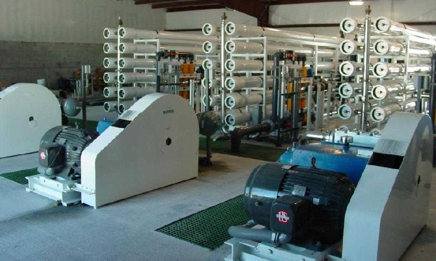 大型海水淡化设备
