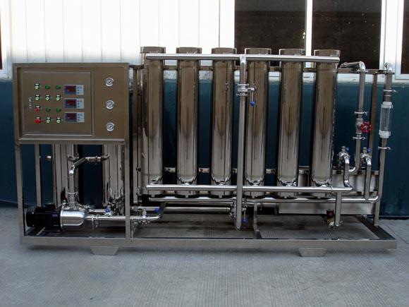 2吨食品行业用纯净水设备
