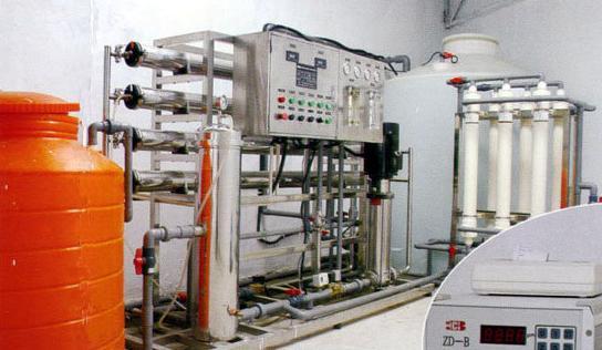 10吨医药行业用纯化水设备
