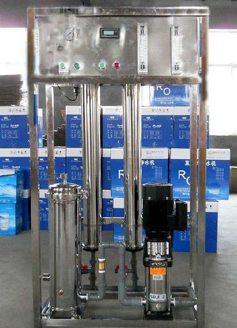 <b>食品行业用去离子水设备</b>
