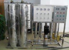 2T/H医药反渗透纯化水设备