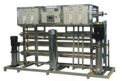食品行业用纯净水设备50t/h