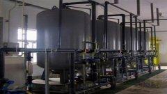制取热力行业锅炉软化水设备300t/h