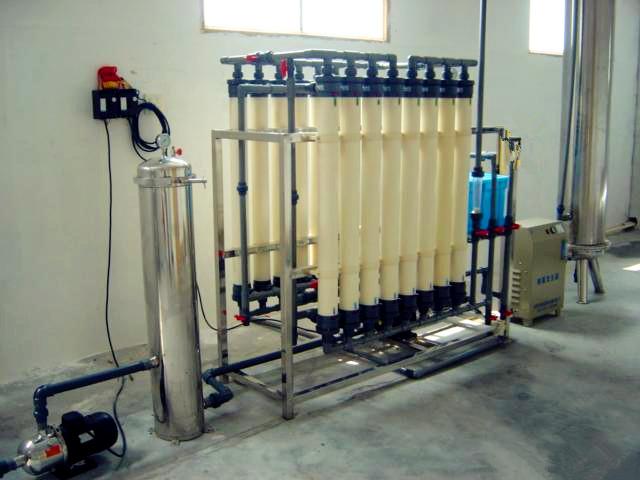 矿泉水设备300t/h桶装