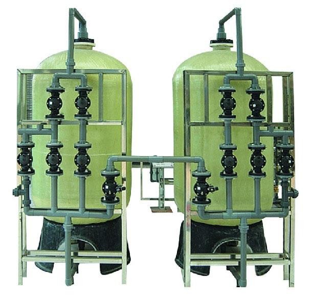 锅炉除盐软化水设备200t/h