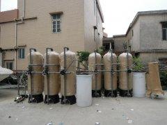 蒸汽锅炉软化水设备-DDRS-4Q
