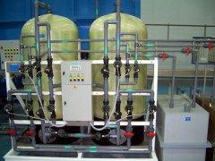 热交换器用软化水设备