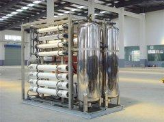 小型桶装矿泉水设备