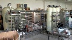医疗机械纯化水设备
