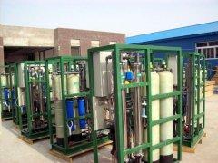 5T/H纯化水设备