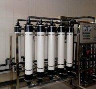 50吨/每小时矿泉水设备