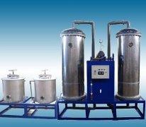 高效钠离子交换器