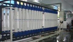 超滤桶装矿泉水设备