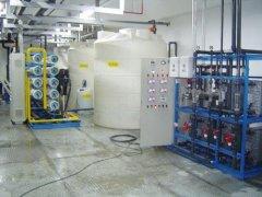 电子行业超纯水设备