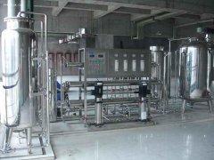 医院纯化水设备50t/h