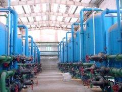 大型除盐水设备120t/h