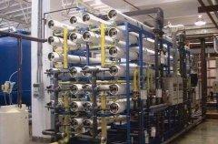 120吨/小时纯净水设备-日用品专用