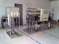 集成电路块超纯水设备
