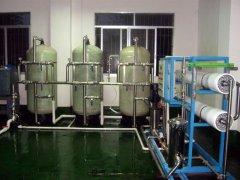 纯净水处理设备-绿色食品专用