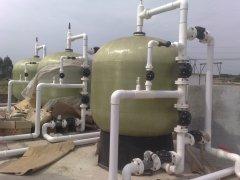 服装业软化水处理设备500t/h