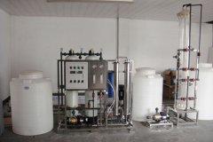 工业去离子水设备100t/h