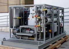 工厂海水淡化设备100t/h