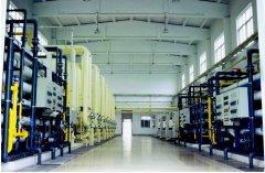 供暖用除盐水设备300t/h