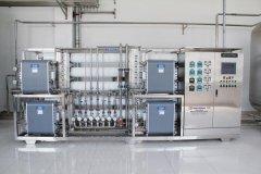 机电用超纯水设备200t/h