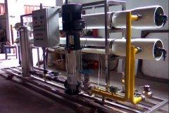 800t/h反渗透设备-食品业专用