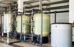 连续电除盐水设备500t/h