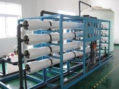 纯化水设备用于生物医药行业