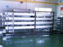 双级反渗透设备-轻纺行业专用