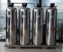 典型医药制剂用纯化水设备