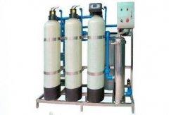 全自动低压锅炉软化水设备