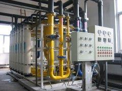一体化移动式超纯水设备